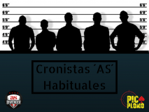 Cronistas Habituales ´AS´