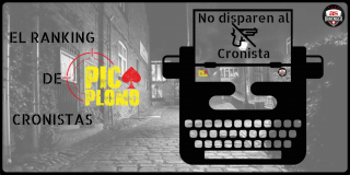 No disparen al Cronista: Ranking Cronistas AS