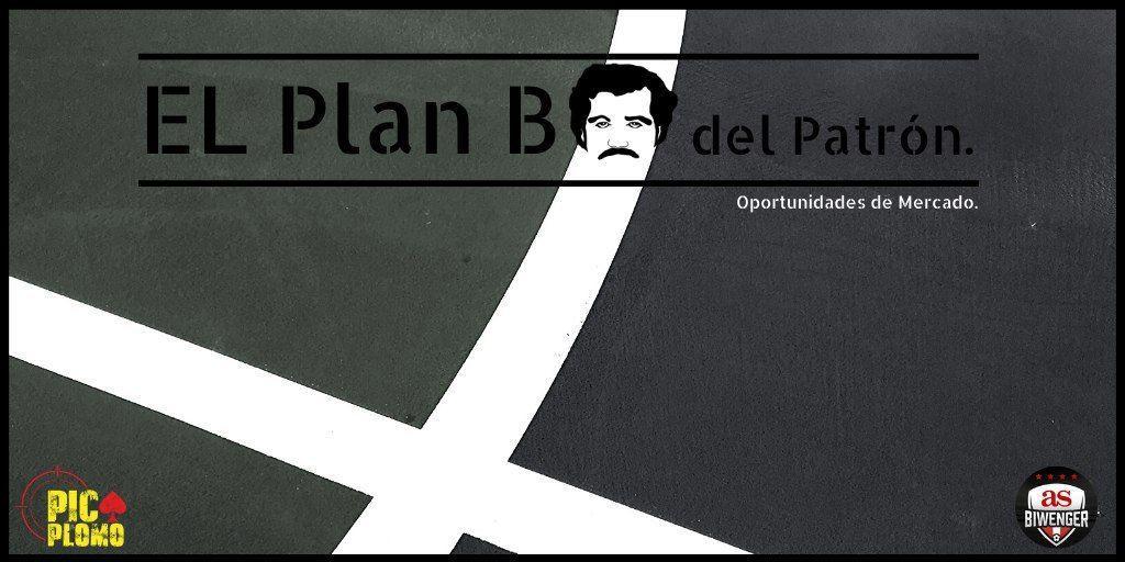 Plan B del Patrón