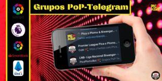 Grupos PoP-Telegram