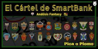 El Cártel de LaLiga SmartBank. Jornada 6. Pica, Última Bala, Ruleta Rusa y Plomo