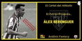 El Patrón os Presenta…Álex BERENGUER.