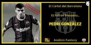 El Patrón os Presenta…PEDRI González.