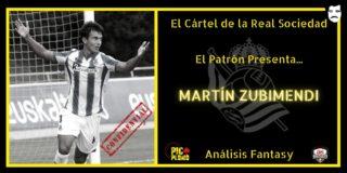 El Patrón os Presenta…Martín ZUBIMENDI.