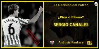 La Decisión del Patrón. «¿Pica o Plomo?» Sergio CANALES.