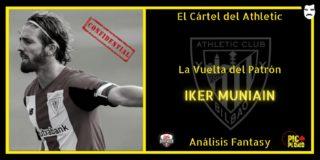 El Cártel del Athletic: La Vuelta del Patrón: Iker MUNIAIN.