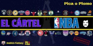 El Cártel NBA. Previa Playoffs. Pica, Plomo, Apuesta. Parte 4 (Celtics, Lakers, Wizards y Grizzlies)