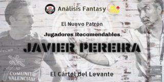 El Nuevo Patrón…JAVIER PEREIRA.