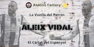 El Cártel del Espanyol: La Vuelta del Patrón: ALEIX VIDAL.
