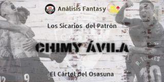El Cártel del Osasuna. Los Sicarios del Patrón: CHIMY ÁVILA.